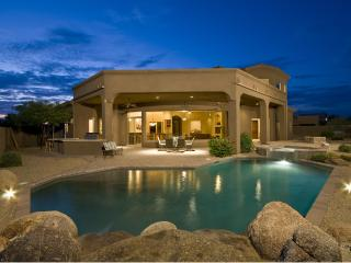 Luxury Home on Troon North Golf Course, Scottsdale