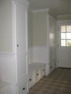 House - First Floor Bedroom Hallway