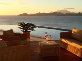 Beautiful seclusion, privacy and stunning sea view, Nevis