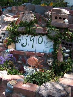 Address on Cedar Way