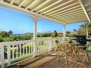 Shipwrecks Beach Cottage- Grand Poipu Vacation Home at Shipwrecks Beach with