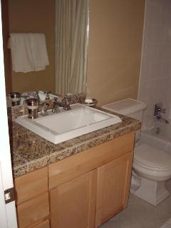 Upstairs Bathroom  - Full Bath with Tub Shower