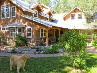 Awesome Creekside Custom Home,Sleeps 2-16, Durango