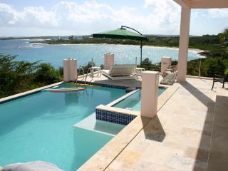 LUXURY VILLA 'B ON THE SEA' IN ANGUILLA, 5 ENSUITE BEDROOMS, 2 DECKS, 2 POOLS