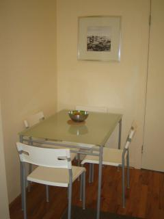 Dining table for 4 people