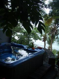 Hot tub perfection