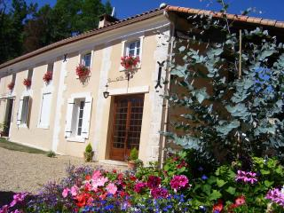 Luxury adult only 1 bed house with private hot tub, Charente-Maritime