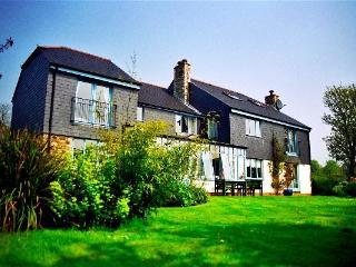 Cornwall 6 Bed Luxury House with Stunning Views