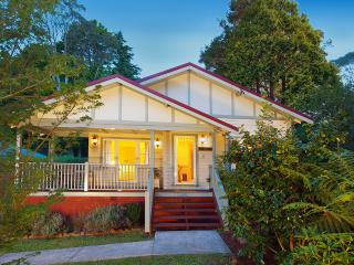 Brantwood Cottage -Luxury Blue Mountains Accommodation
