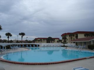 St. Augustine Beach-Ocean View Furnished 2B Condo
