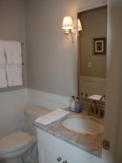 Second Bath with shower-Front house