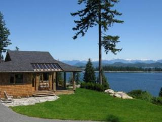 Luna Vista - Private Cabin for 2 - Quadra Isl., BC, Quadra Island