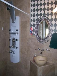 Bath attached to the 5th Bedroom