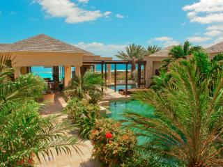 Beach Villa with Two Pools, Four Living/Dining Areas and Optional Chef