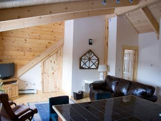 Woodstock VT Village Log Home Apartment SPECIAL TILL SEPT. 30TH  $125 A NIGHT