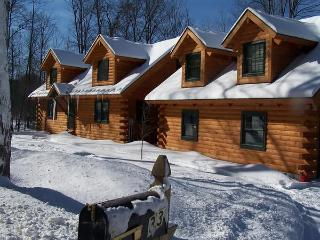 Woodstock VT Village Log Home Apartment NEW YEAR SPECIALS
