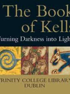 Book of Kells (50 miles away)