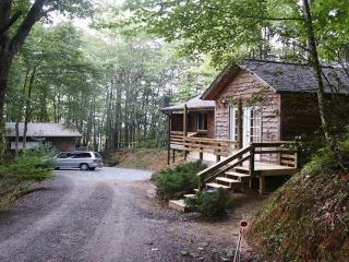 THE CABIN IN THE WOODS, Robbinsville