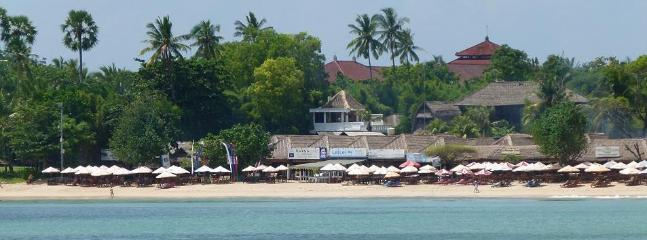 Beach view - Muaya Beach Jimbaran Bay