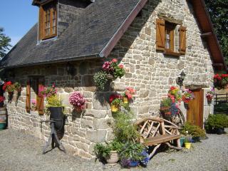 Cherry cottage exterior