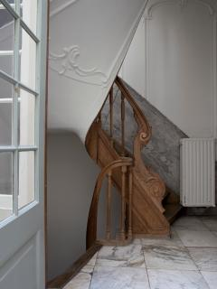 Internal stairs