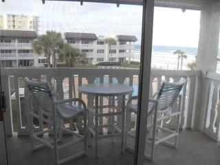 Oceanview Beach Condo on New Smyrna Beach Florida