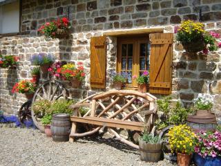 Wheel cottage exterior