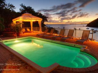 6 Bedroom Beachfront Villa St John Chocolate Hole, Cruz Bay