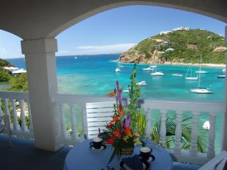 View from one of the bedroom private balconies pic taken 2009