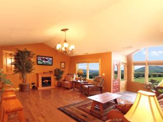 Mt View! Swim pool access- No scary road -Fenced- Wifi-Game Room-Fire Pit-Pet