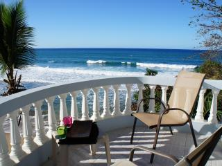 Whale Watcher at Apartment at Pools Beach in Rincon, Puerto Rico