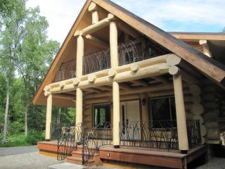 Talkeetna Majestic - Log Cabin, Downtown Area