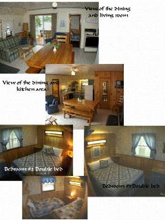 Cottage 1 interior