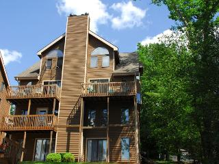 Picturesque 3 Bedroom lakefront townhome with mountain & lake views!