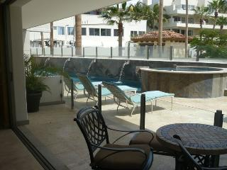 Unit 4A ground floor 2 bdrm.2 bath luxury condo centrally located in Cabo