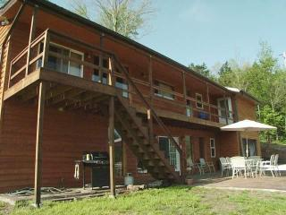 Luxurious  Cabin close to the Buffalo River, Jasper