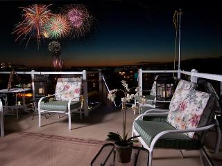 Nightly  Spectacular View of Mission Bay Fireworks, San Diego