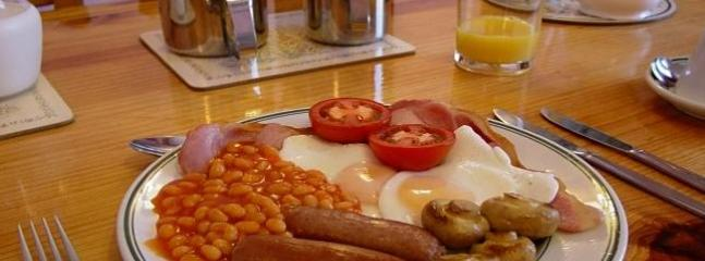 Enjoy our delicious breakfasts