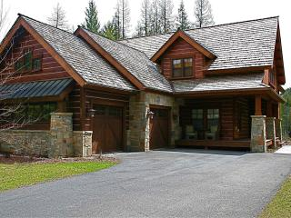 Stunning New Lodge Home at the Idaho Club, Sandpoint