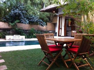 Jimbaran Beach Residence, private pool - BEACH 50m