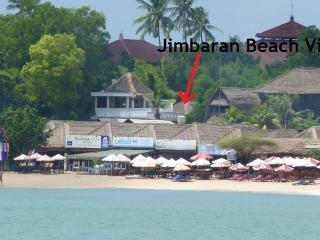 The Villa is just metres from the beach and famous Jimbaran seafood restaurants