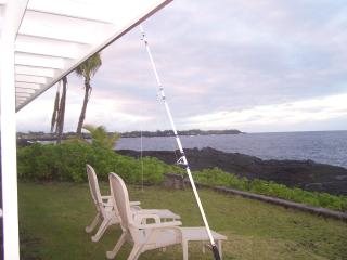 Oceanfront 3 Bedroom Alohahouse on the Puna Coast!, Keaau