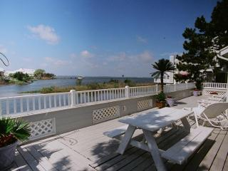 Traders Cove…  301 Seabay 50ft. Deck has beautiful bay views