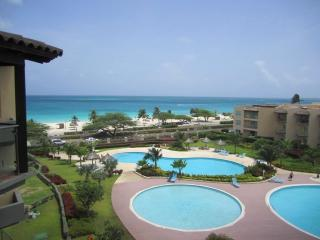 Tropical Penthouse One-bedroom condo - BG532, Palm - Eagle Beach