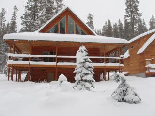 New 2008 built Echo Lake / Sierra at Tahoe Chalet
