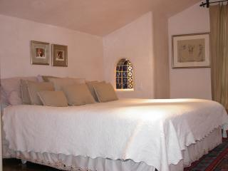 California King Bed in King Suite