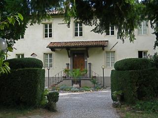 Villa Sofia - historic villa in Northern Tuscany