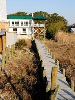 Epihany's dock walk