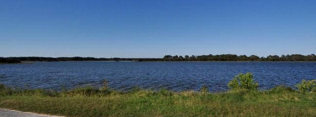 Duck Pond on Assateague