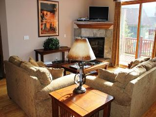 HG41L Charming Townhome w/ Wifi, Fireplace, Garage, Private Hot Tub, Breckenridge